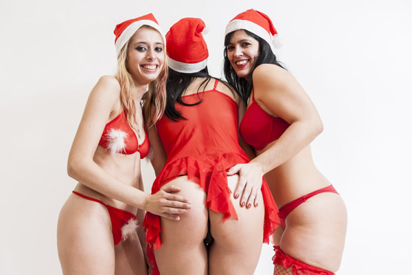 Fotos porno de navidad